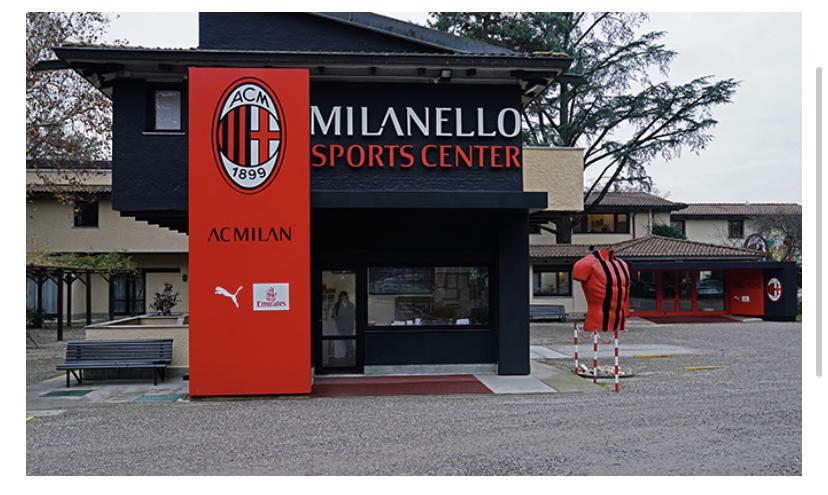 AC MILAN - Milanello