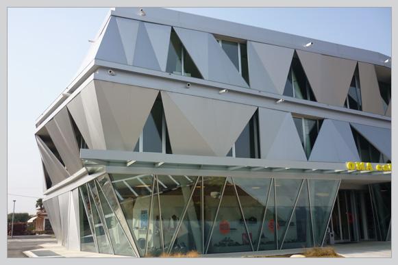 Centro commercial direzionale DNA - Rosà (VI)