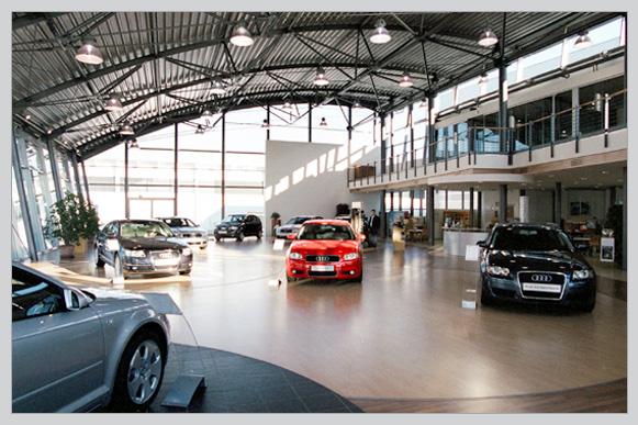 FRAV concessionaria Audi - Vicenza