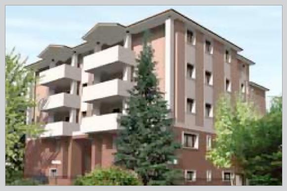 Residenze di Via Fusinieri - Vicenza