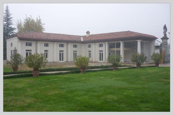 Villa Ghislanzoni - Vicenza