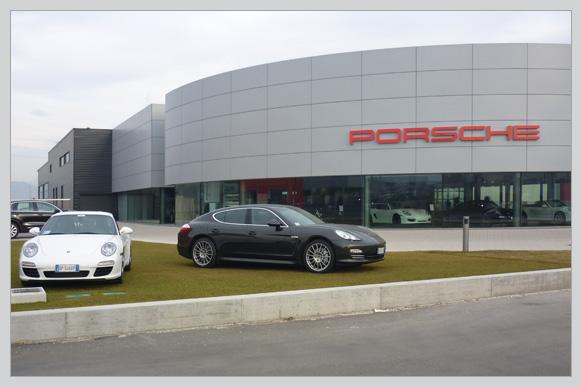 Porsche Vicenza concessionaria Audi – Vicenza